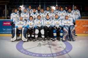 PSV Ice Cops Mannschaftsbild 2019